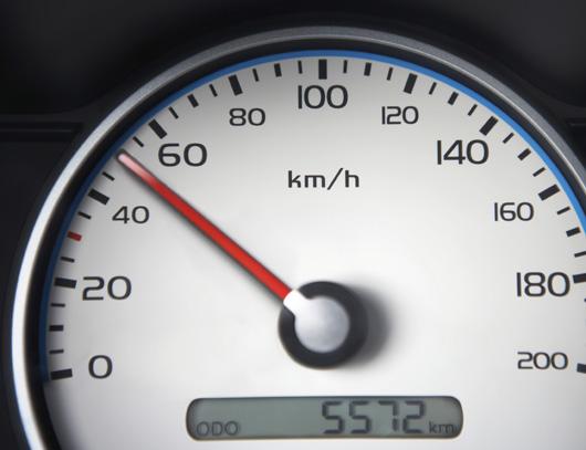 Nye fartgrænser for visse påhængskøretøjer