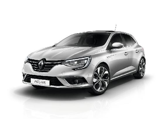 Mød den nye Renault Megane