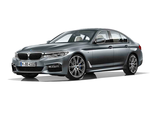 "Christian Grau anmelder den nye BMW 5-serie: ""Verdens bedste bil?"""