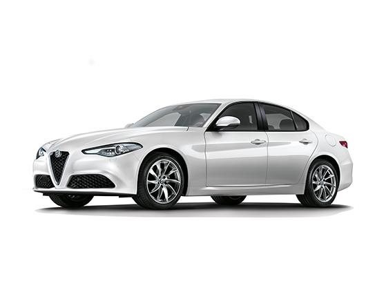 Mød den nye Alfa Romeo Giulia