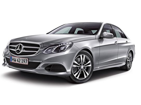 Mød den nye Mercedes-Benz E-Klasse