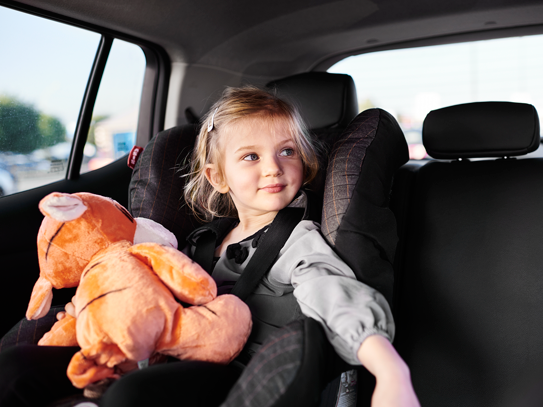 Bilferie: Sådan får du glade børn på bagsædet