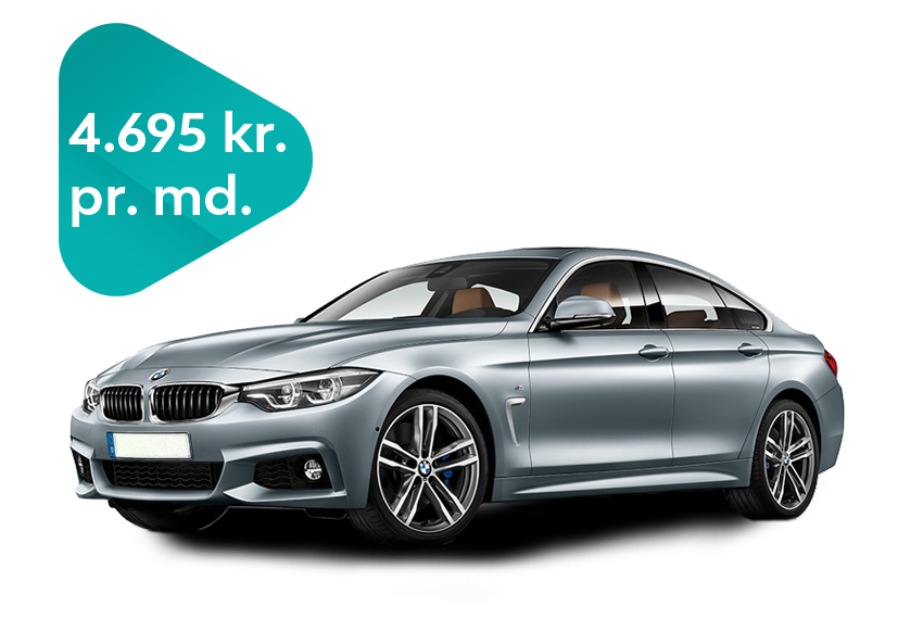 BMW 4-serie 420i Executive Gran Coupe Auto