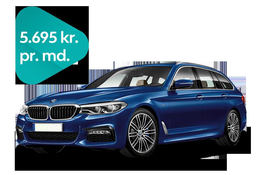 BMW Series 5 2.0 520d F Touring Auto